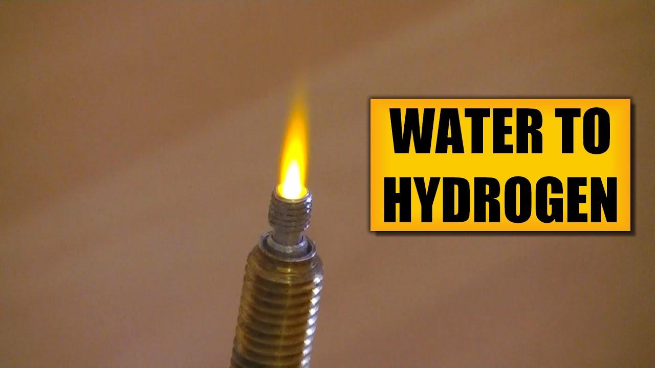 Water Electrolysis Diy Experiments 5 Make Hydrogen