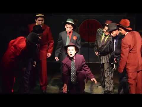 Gulliver Academy's Guys and Dolls Photo Montage