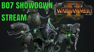 B07 - Hadres vs Zero | Total War Warhammer 2 - Competitive Showdown