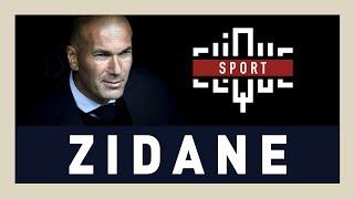 Clique Sport : Spéciale Zidane, avec Charles Biétry et Roman Frayssinet - CLIQUE TV