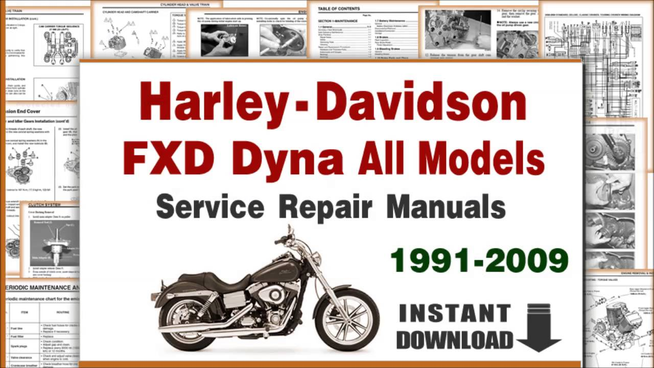 harley sportster manual pdf