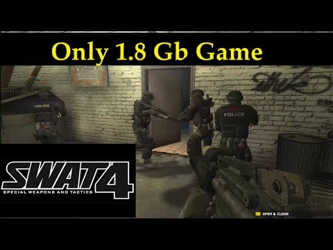 How To Download And Install SWAT 4 GAME FOR PC