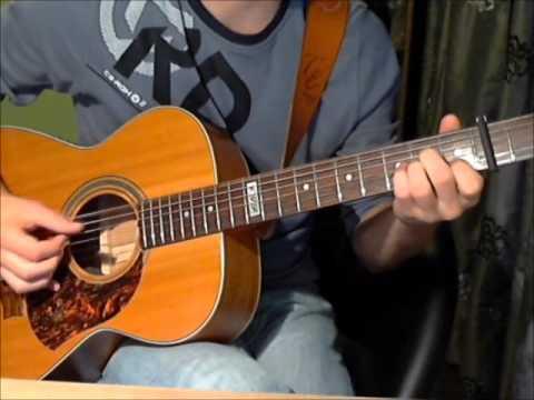 Dexter Theme Acoustic Guitar