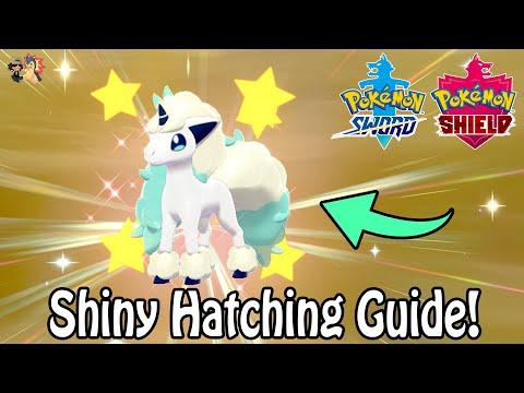 How To Hatch Eggs FASTER + Shiny Hatching Masuda Method!   Pokemon Sword & Shield Breeding Guide!