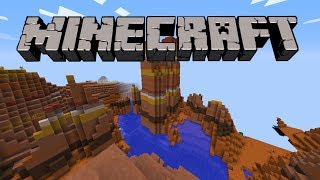 Mesa Biome! - Finding Woodland Explorer Map! - (Minecraft) #20