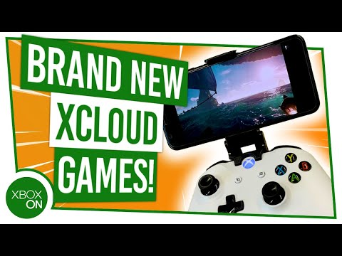 17 Games You Can Play RIGHT NOW! | PROJECT XCLOUD PREVIEW