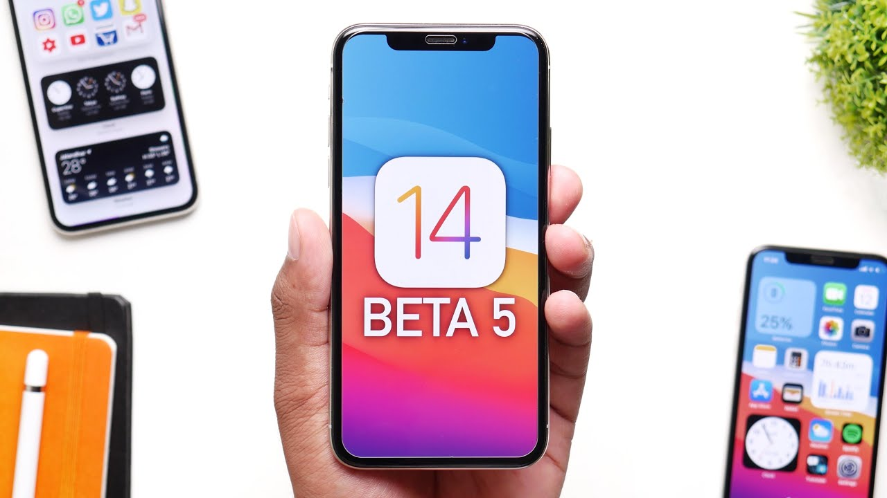 iOS 14 Beta 5 Release Date & Expected Features!