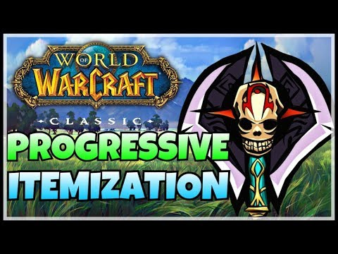 Why Progressive Itemization is Important in Classic WoW | Classic WoW Opinions