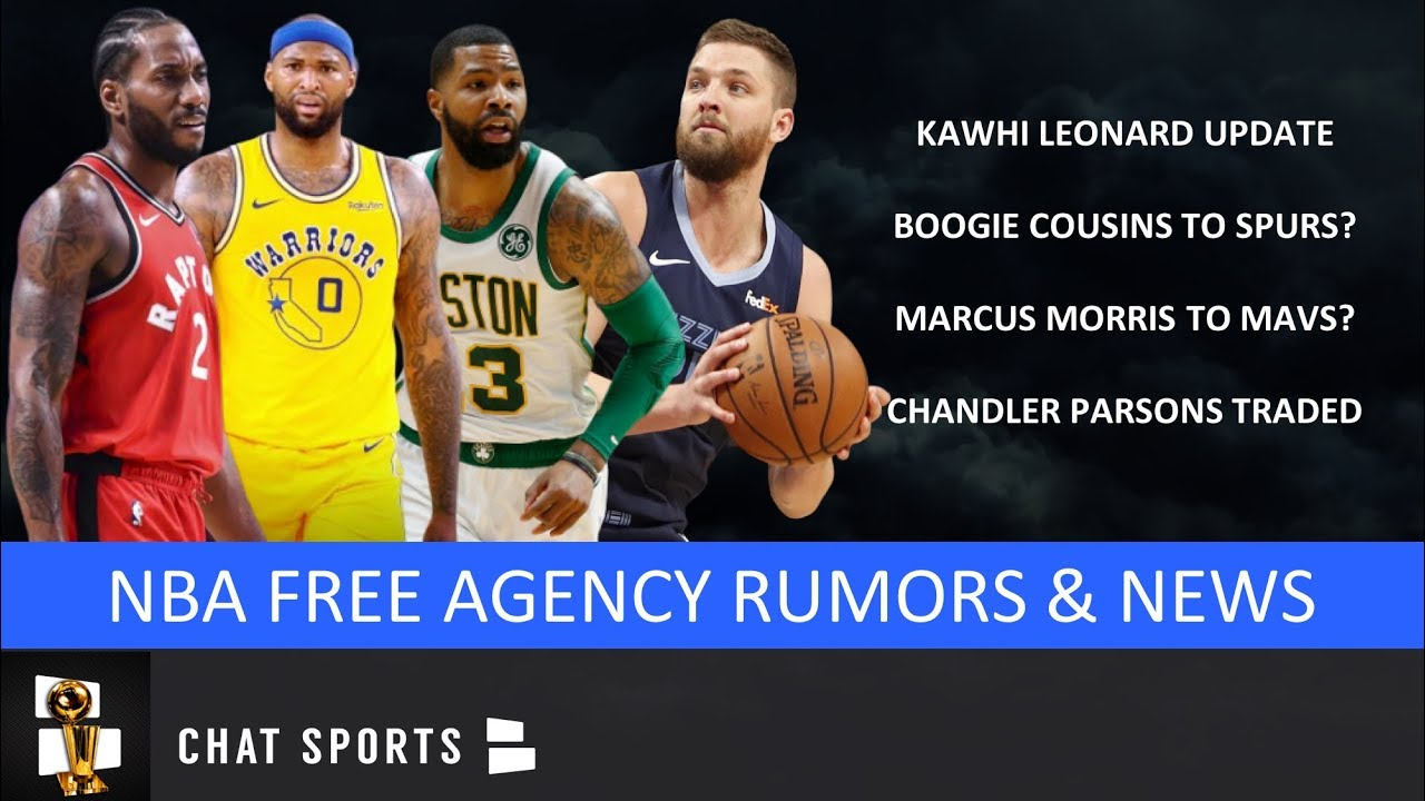 Reports: Lakers sign DeMarcus Cousins and Quinn Cook