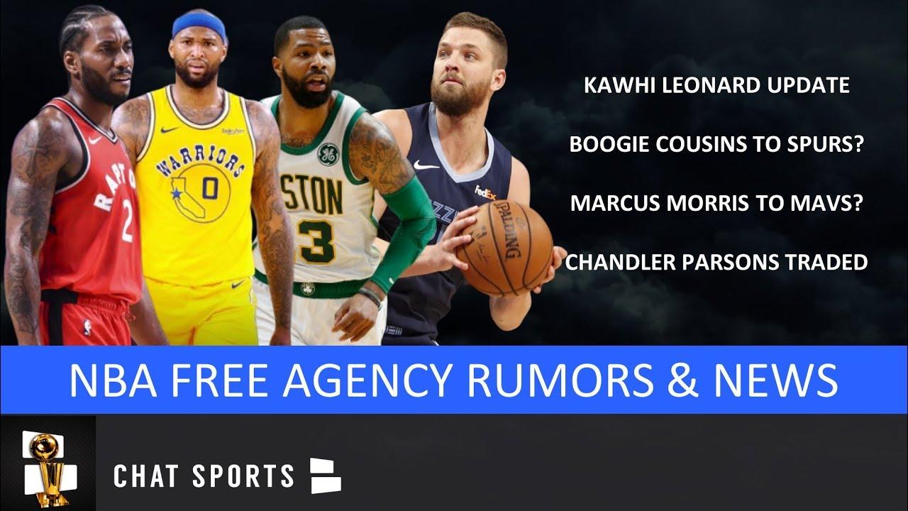 Report: Marcus Morris signs with San Antonio