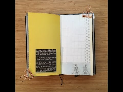 Junk Journal With Me | How to Make a Junk Journal