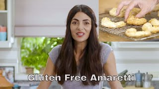 How to make easy dairy and gluten-free Almond Amaretti