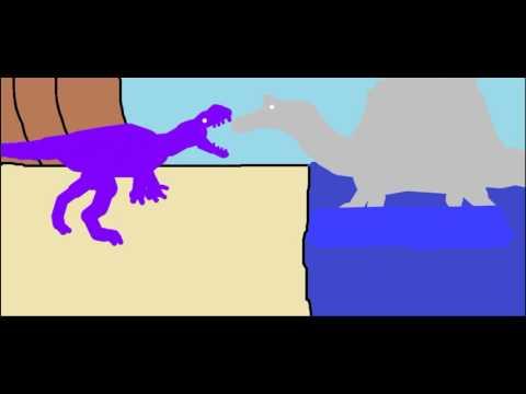 Yangchuanosaurus Vs Spinosaurus