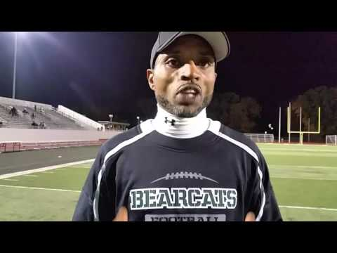 Bedford football coach Sean Williams talks about his win over Lorain