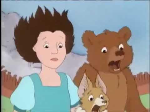O Pequeno Urso - O Tapete Voador da Vovó #57