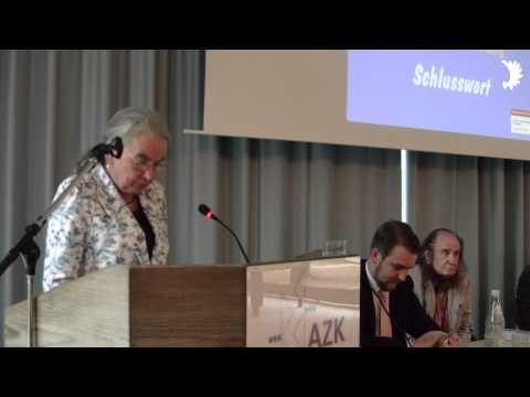 Dr. Loeffke: Schlusswort zur Fachtagung