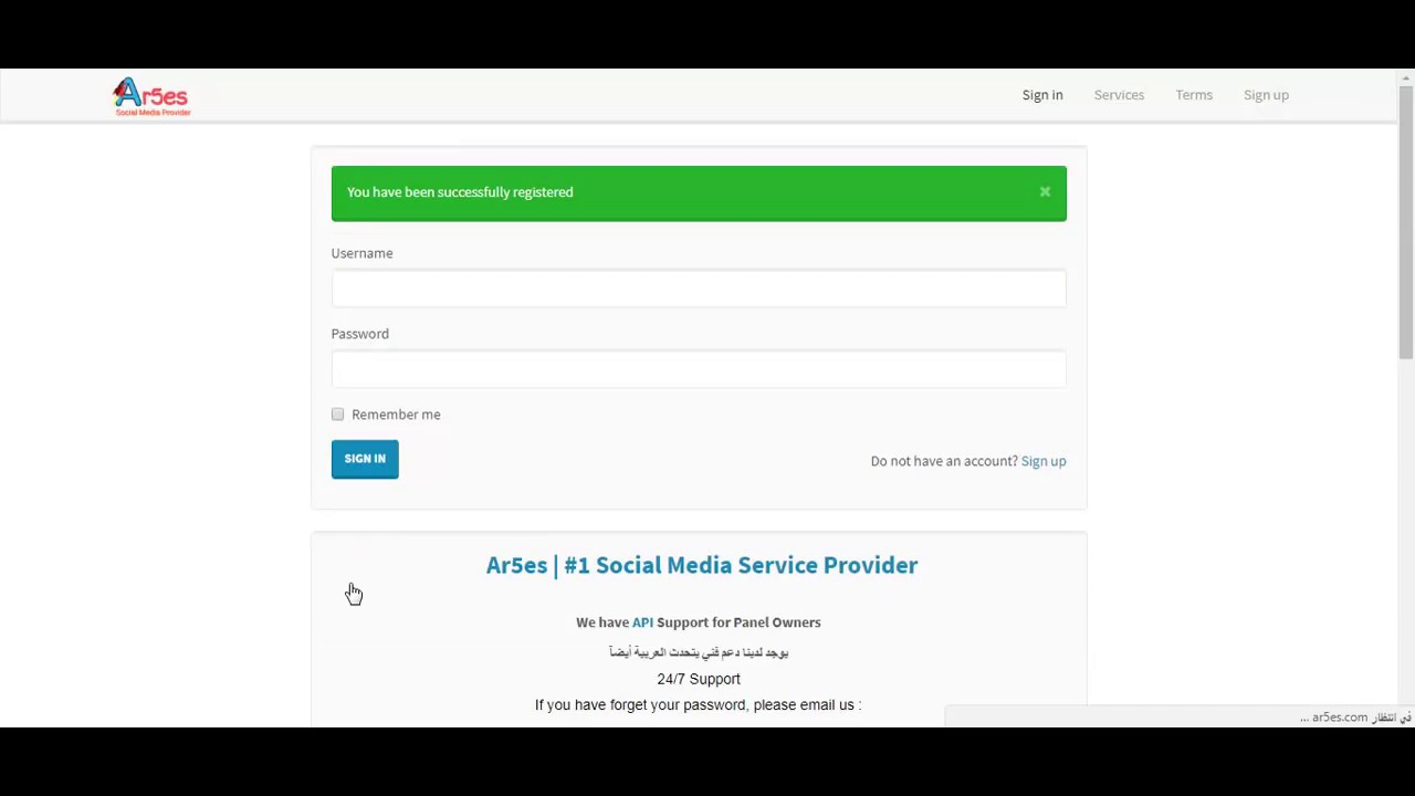 get instagram likes for 0 003$ For 1000 Like || Ar5es Cheapest SMM Panel  Ever