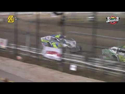 New Egypt Speedway Highlights, Crashes, Action August 26th, 2017