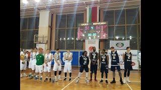 Кубок Республики Беларусь по баскетболу в Витебске 2018