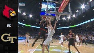 Louisville vs. Georgia Tech Basketball Highlights (2018-19)