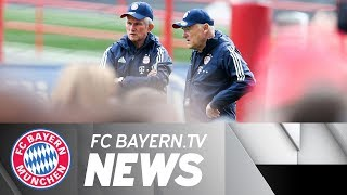 Jupp heynckes officially introduced