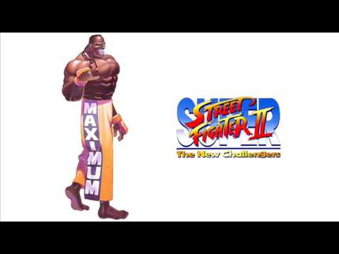 Super Street Fighter 2 - Dee Jay Theme (Latin Mix)