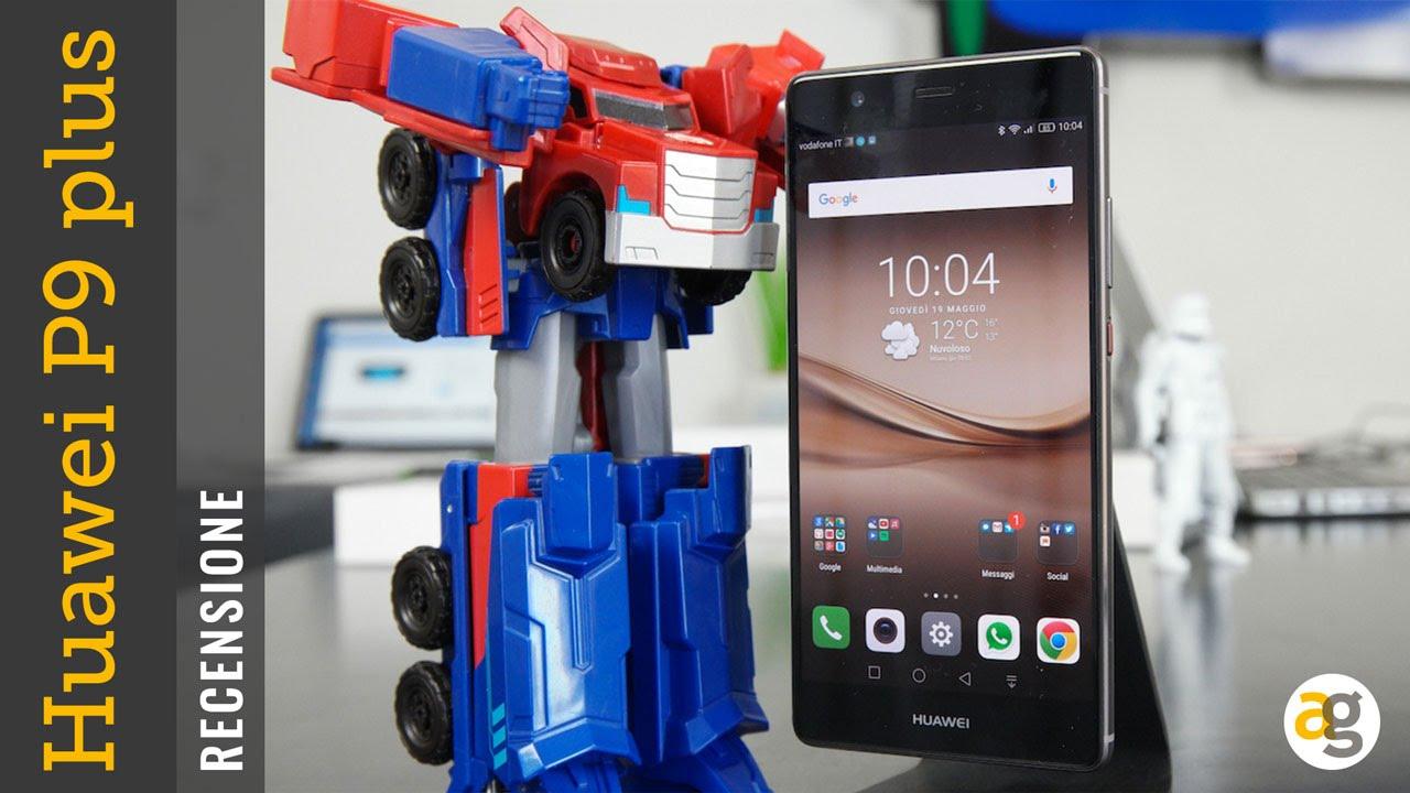 Huawei P9 Plus La Recensione Youtube