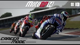 MotoGP 14 Gameplay Career Mode Walkthrough - Part 13 Moto 3 Czech Republic Grand Prix