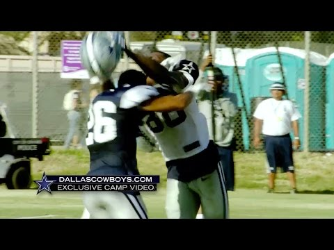 Dez Bryant Gets Into Fistfight With Teammate at Training Camp