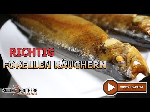 Rösle Gasgrill Räuchern : Forellen richtig räuchern die anleitung vom napoleon apollo