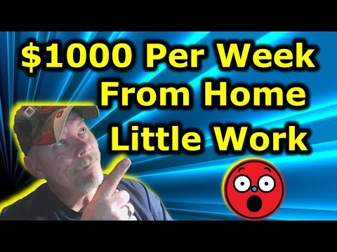 how-to-make-$1000-per-week-from-home-outsourcing