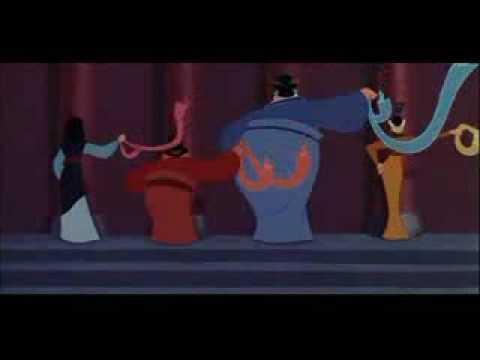 The Best Scene in Mulan