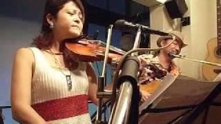黄昏のビギン/Jam Strings @荻窪「アルカフェ」09.7.23.