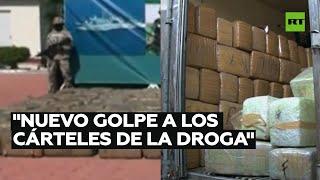 México busca ahogar financieramente a los cárteles de la droga
