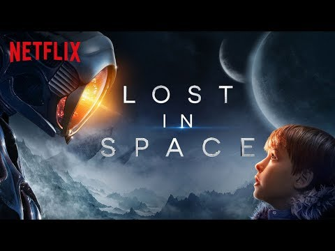 Star Writer on Lost in Space