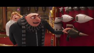 Гадкий я 3 / Despicable Me 3 (2017) HD Трейлер на русском
