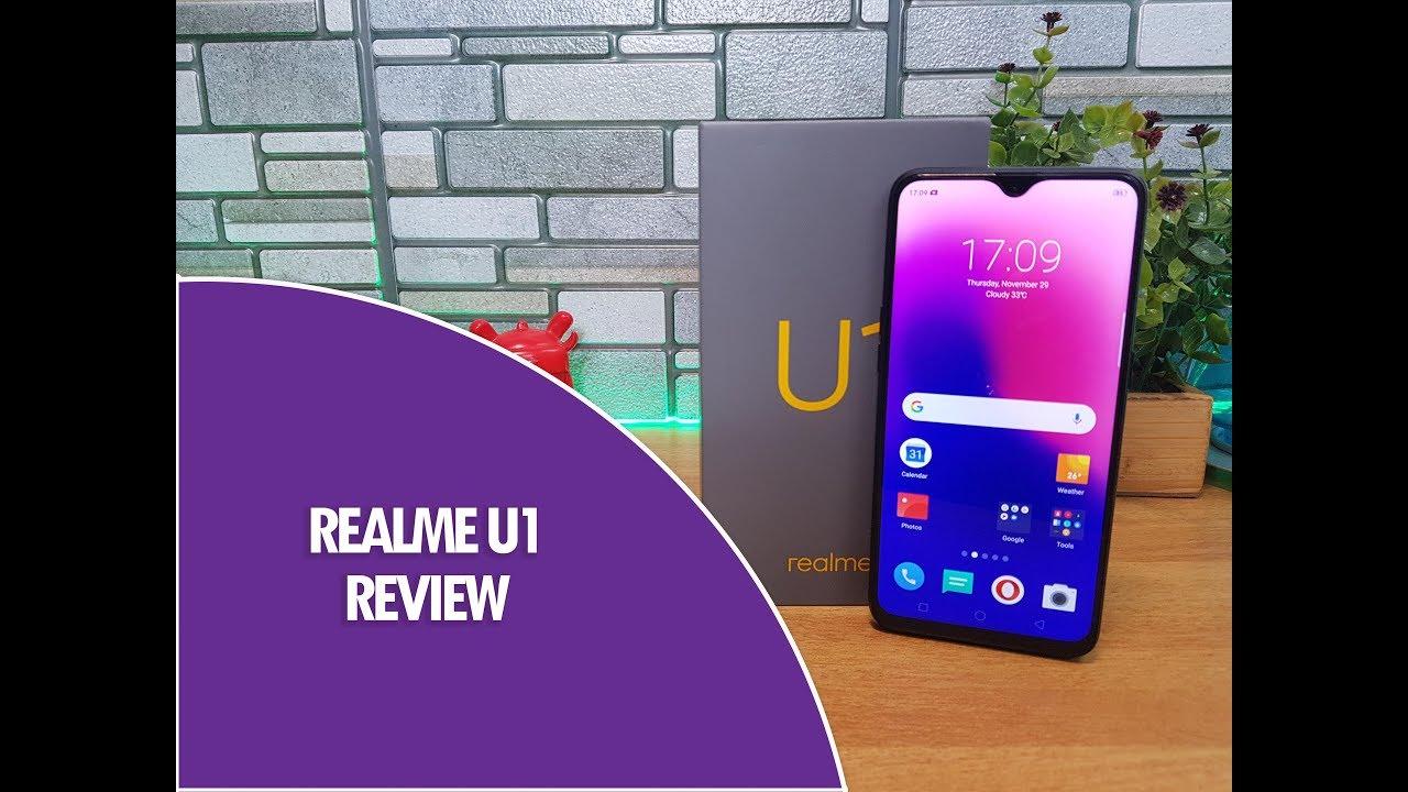 Realme U1 (Ambitious Black, 3GB RAM, 32GB Storage) – Loyal