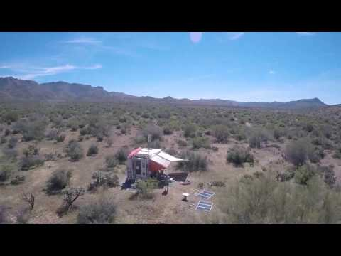 Superior AZ Fly and Picture Tour-Free Camping AZ   April 2017