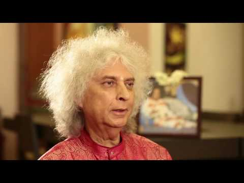 Pandit Shivkumar Sharma sharing his experiences along the journey of Music