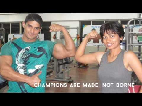 One of the best gyms of bangalore - Fitness Cafe@koramangala