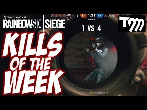 RAINBOW SIX SIEGE - Top 10 Kills of the Week #64