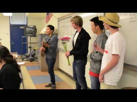 Song Prom Proposal 2013