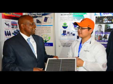 International Solar Exhibition Kenya - Solar Africa 2016