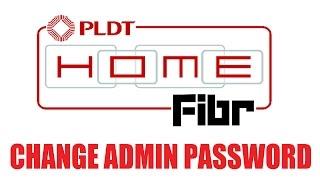 How to Change Admin User Password in PLDT Home Fibr Router
