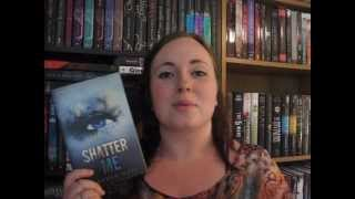 SUPER EXCITING ANNOUNCEMENT! & Shatter Me Ch. 6-17 (Book club w/ Ashley Hartz Books)