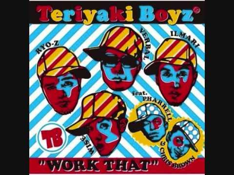 Клип Teriyaki Boyz - Work That!