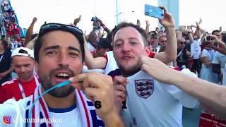 Diary of a Russia 2018 Football Fan: Wild scenes in Nizhny Novgorod arena for the Panama vs England