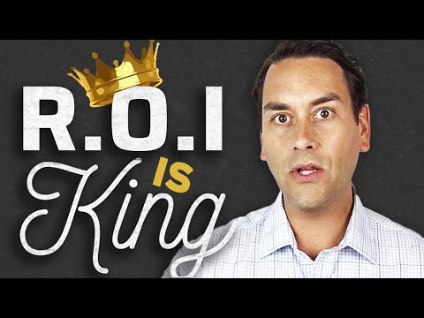 R.O.I. Is THE Most Important Thing When Buying Rental Real Estate