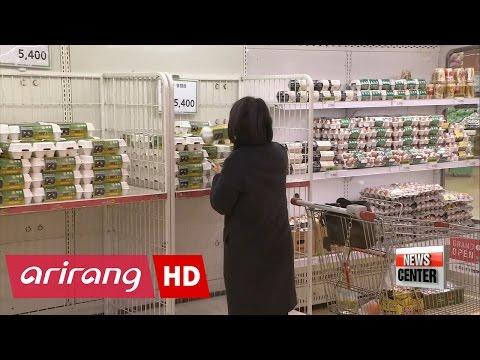 Consumers, economy feeling pinch as Korea battles worst-ever bird flu outbreak