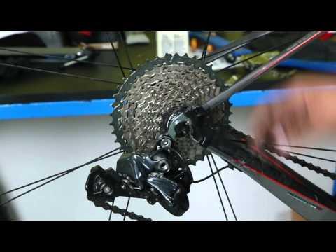 DIY # 13 ดัดแปลงเสือหมอบใช้เฟืองหลัง 11-40 ฟัน